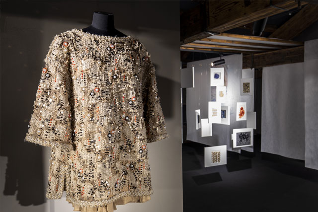 Lesage Mesmerising embroidery : traditional savoir-faire and artistic innovation - Homo Faber